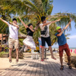 dạy nhảy shuffle dance